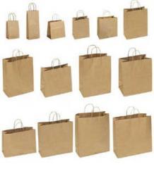 Бумажные мешки по спецификации заказчика