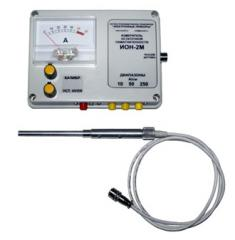 ION-2M Measuring instrument of residual