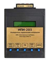 IPI-203 the Tester of impulses for crossbar