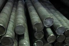 Rolled bar stock and structural section