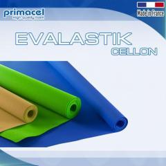 Primacel EVALASTIK CELLON MEDICAL Вспененный материал PE / EVA с перфорацией, для покрытия индивидуальных