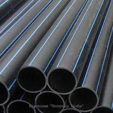 Pipes are polyethylene pressure head, Chernihiv