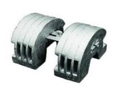 Rheostats load GPG-3.2 A-87110.1.01-03