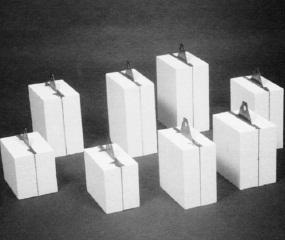 Modular INSULATING ROOF BLOCKS BV blocks