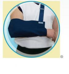 """Bandage on an elbow of """"Yew"""