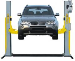 Automobile elevators for hundred (car service)