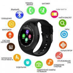 Умные наручные смарт часы Smart Watch Y1S, Sim