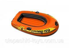 Надувний човен 58355 Intex Explorer 100 Pro,