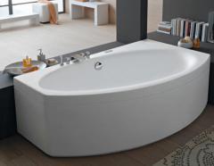 Прямоугольные гидромассажные и обычные ванны
