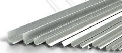 Corner aluminum