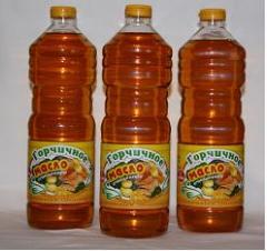 Mustard-seed oil