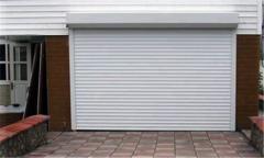 Ворота гаражные роллетные