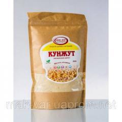 Шрот семян кунжута (пакет 250 г)