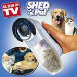 The machine for a hairstyle of animal SHED PAL