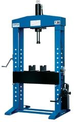 Press hydraulic for car service