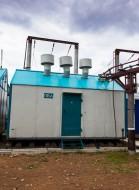Оборудование комплектно-блочное для тяговых подстанций железных дорог, Модуль ПВА