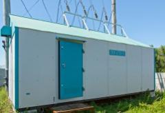 Оборудование комплектно-блочное для тяговых подстанций железных дорог, Посты секционирования и пункты параллельного соединения