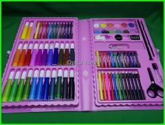 Детский набор для творчества 70 предметов