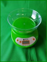 Весы кухонные домашние BiTEK RB 9005