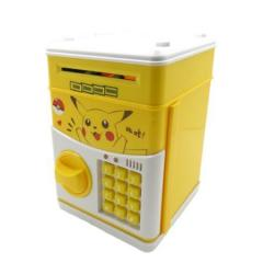 Сейф - игрушка с кодом Pikachu