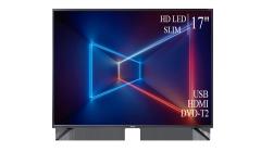 "Телевизор Sharp 17"" HD-Ready DVB-T2 USB..."