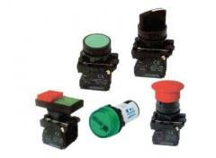 Кнопки, индикаторы для сигнализации состояния