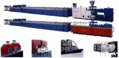 Extrusive lines, Lines for production of pvc of