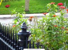 Garden and garden products: hotbeds, arches,