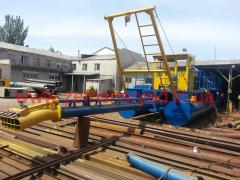 I will sell the NSS 800/40-GR dredge