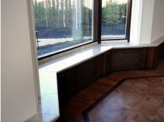 Granite window sills