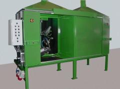 Двопозиційна установка АС345 для зварювання