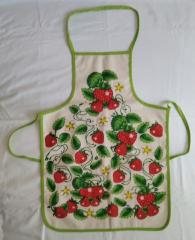 Kitchen spray skirts, aprons