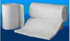 Materials fire-resistant of ceramic fiber