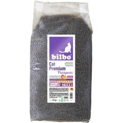 Сухой полнорационный корм для взрослых кошек Bilbo