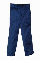 Trousers wadded diagonal to buy sale delivery