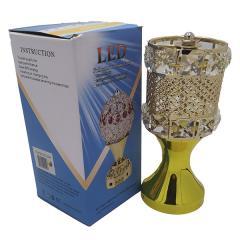 Лампа на поставке цилиндр вращающийся RHD-25 RGB с