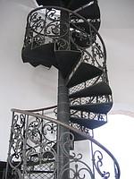 Лестницы винтовые, продажа лестниц винтовых
