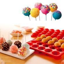 Формы для конфет cake pops 20 sticks / Кейк попс