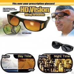Антибликовые очки для водителя HD Vision Wrap