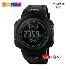 Мужские часы skmei 1231 Черные