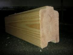 Bar pine pro-thinned out. I will sell a bar pine