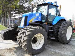 Купить Трактор New Holland T8020 б/у в Украине: