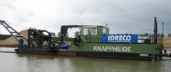 IDRECO dredges (Holland)