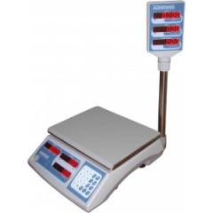 Scales desktop trade VTNE-15T2