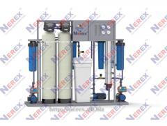 Модульные фильтры, Очистка воды со скважин и колодцев EVO IDL14(24), EVO IDВ14(24)