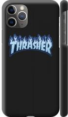 Чехол для телефона Thrasher Blue Logo, ...
