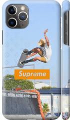 Чехол для телефона Supreme Skate Logo, ...