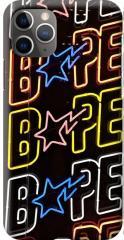Чехол для телефона Bape Neon Logo,  чехол...