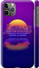 Чехол для телефона Lakers Purple Logo, ...