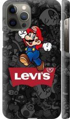 Чехол для телефона Levis / Mario Logo, ...